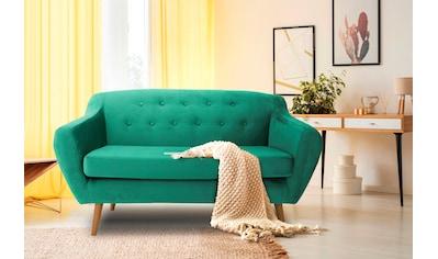 andas 2-Sitzer »Renne«, mit Heftung im Rücken im skandinavischem Stil kaufen