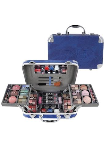 ZMILE COSMETICS Kosmetik-Koffer »Traveller blue«, (85 tlg.) kaufen