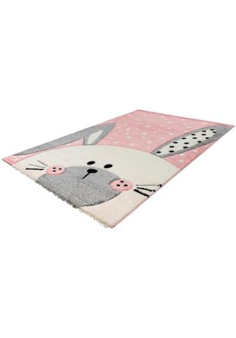 Arte Espina Kinderteppich »Amigo 524«, rechteckig, 15 mm Höhe kaufen