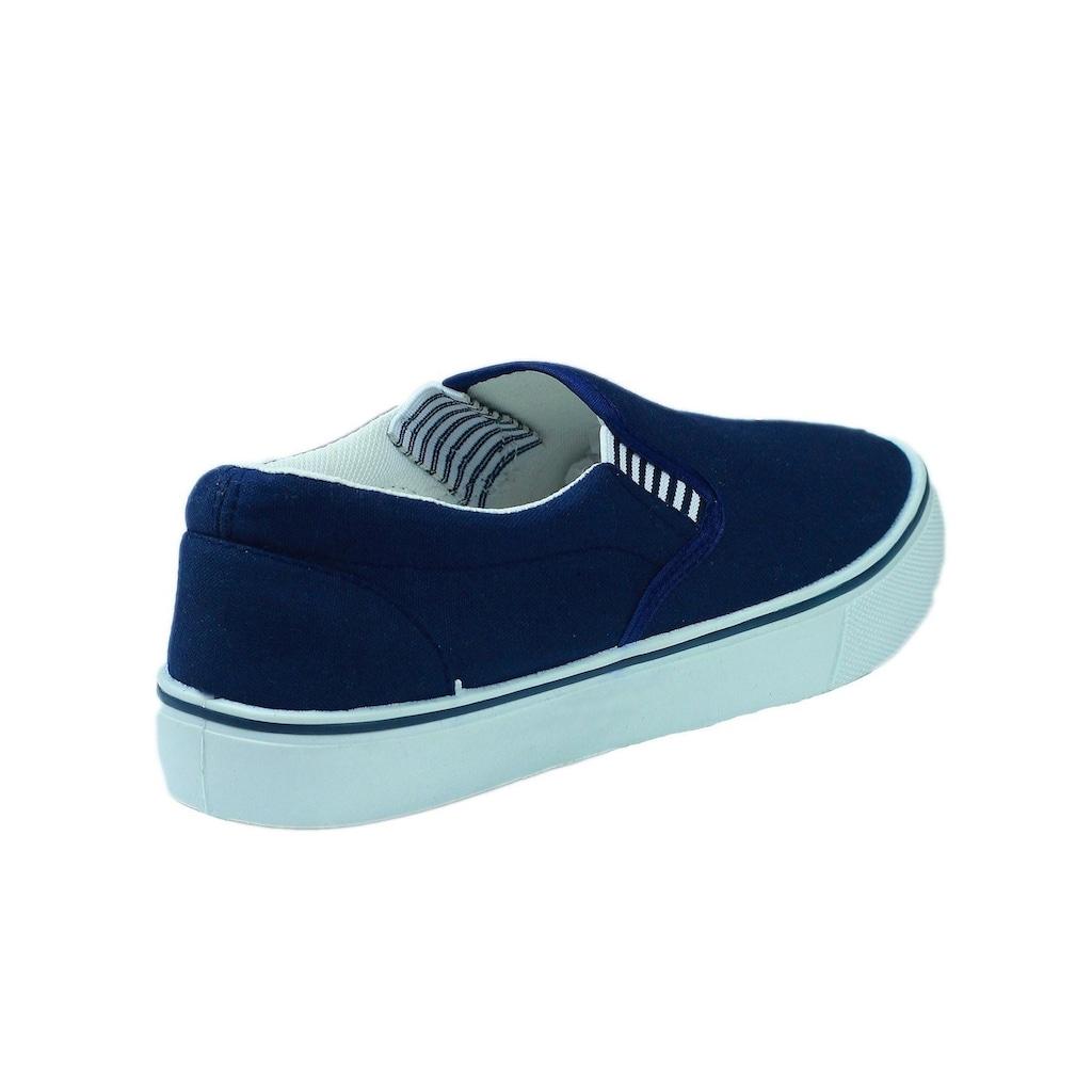 Mirak Loafer »Yachtmaster Damen Leinen Schuhe«