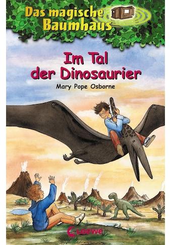 Buch »Das magische Baumhaus 1 - Im Tal der Dinosaurier / Mary Pope Osborne, Jutta... kaufen