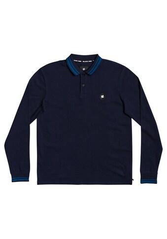 DC Shoes Langarm-Poloshirt »Stoonbrooke« kaufen