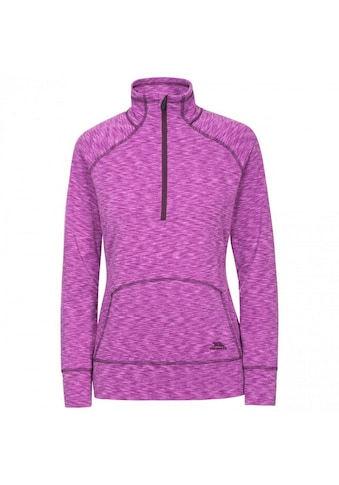 Trespass Fleeceshirt »Damen Moxie Fleece-Top mit Reißverschluss bis zur Brust« kaufen
