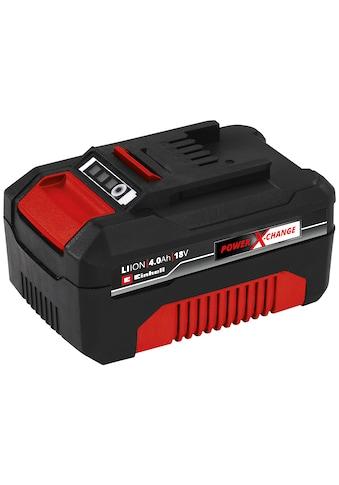 Einhell Akku »Power-X-Change«, 18,0 V, 18 V, 4,0 Ah kaufen
