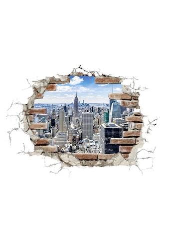 Komar Wandtattoo »Break Out NYC«, selbstklebend, rückstandslos abziehbar kaufen
