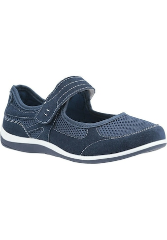 Fleet & Foster Klettschuh »Damen Morgan Klettverschluss Wildleder-Schuhe« kaufen