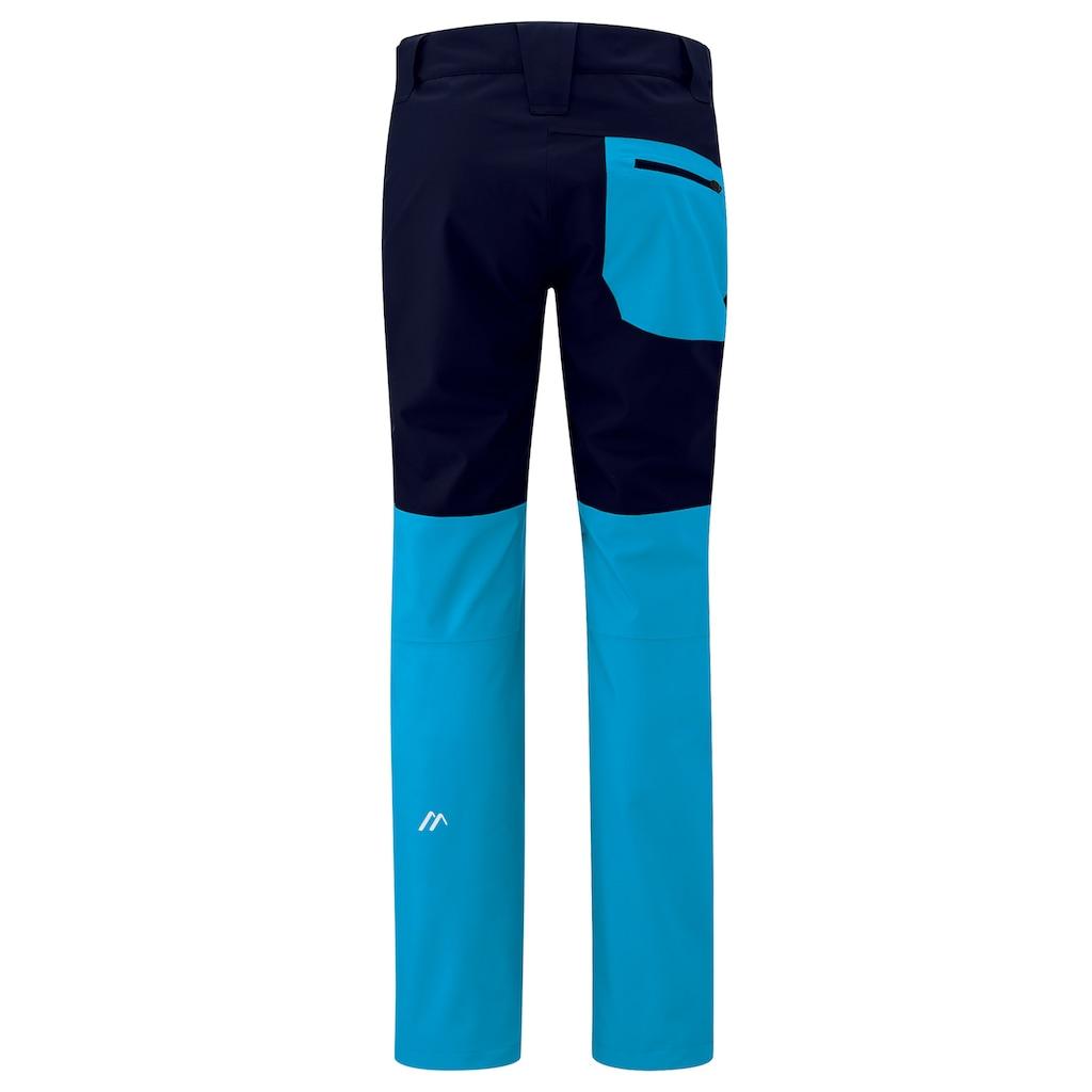 Maier Sports Funktionshose »Diabas W«, Wasserdichte Outdoorhose, sehr atmungsaktiv