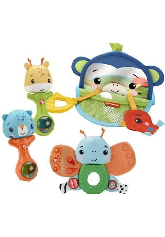 Fisher-Price® Greifspielzeug »Sinne Entdecken Geschenkset« kaufen