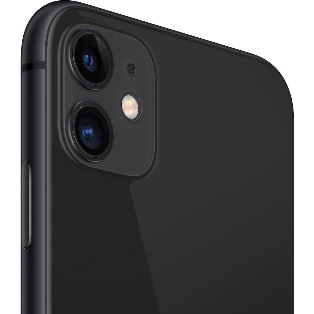 "Apple Smartphone »iPhone 11, 4G«, (15,5 cm/6,1 "", 128 GB Speicherplatz, 12 MP Kamera)"