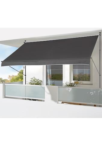 KONIFERA Klemmmarkise »400x150 cm«, Breite/Ausfall: 400/150 cm kaufen