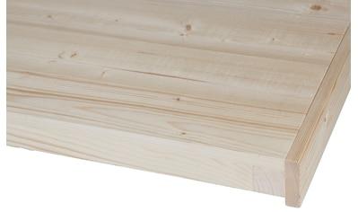 WOLFF FINNHAUS Einlegeböden für Geräteschrank 20 - C, BxT: 235x75 cm kaufen