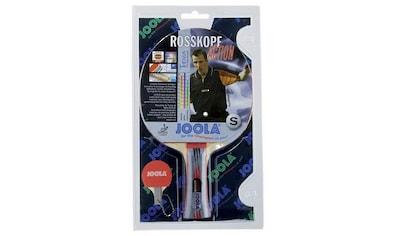 Joola Tischtennisschläger »Rosskopf Action«, (Set, 2 tlg., mit Schlüsselanhänger) kaufen