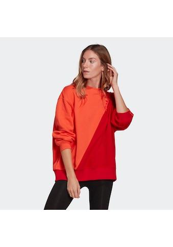 adidas Originals Sweatshirt »ADICOLOR SLICED TREFOIL« kaufen