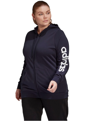adidas Performance Sweatjacke »ESSENTIALS KAPUZENJACKE« kaufen