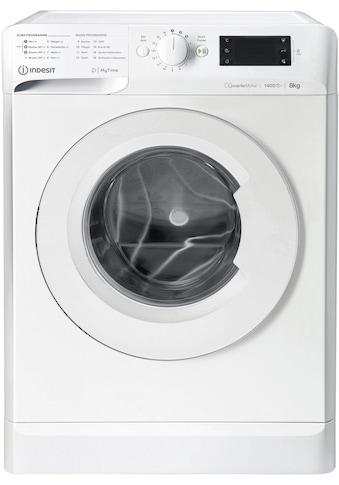 Waschmaschine, Indesit, »MTWE 81483E W DE« kaufen