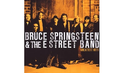 Musik - CD Greatest Hits / Springsteen,Bruce,& The E Street Band, (1 CD) kaufen