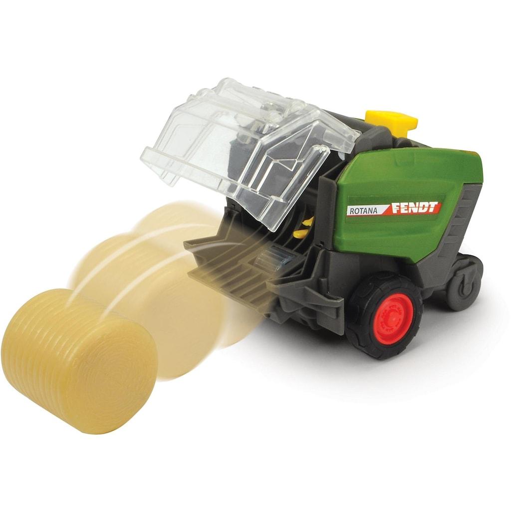 Dickie Toys Spielzeug-Traktor »Happy SeriesFendt Hay Baler Fendt«
