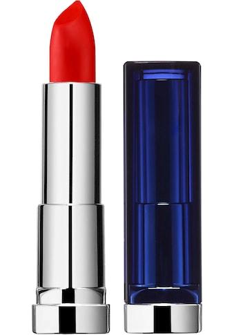 MAYBELLINE NEW YORK Lippenstift »Color Sensational Loaded Bolds« kaufen