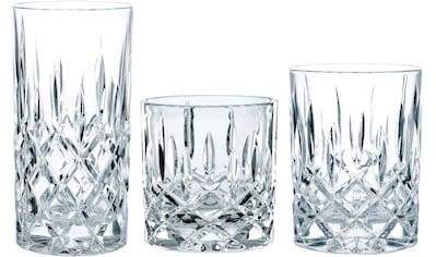 Nachtmann Gläser-Set »Noblesse«, (Set, 18 tlg., Fassungsvermögen: SOF 245ml, DOF... kaufen