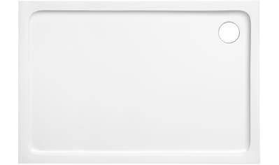 OTTOFOND Duschwanne »Set Rechteckduschwanne«, 1200x900/30 mm kaufen