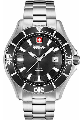 Swiss Military Hanowa Schweizer Uhr »Nautila Gents, 06-5296.04.007« kaufen