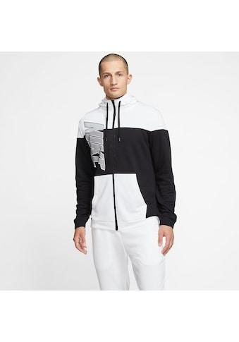 Nike Kapuzensweatjacke »Nike Dri - fit Men's Full - zip Fleece« kaufen