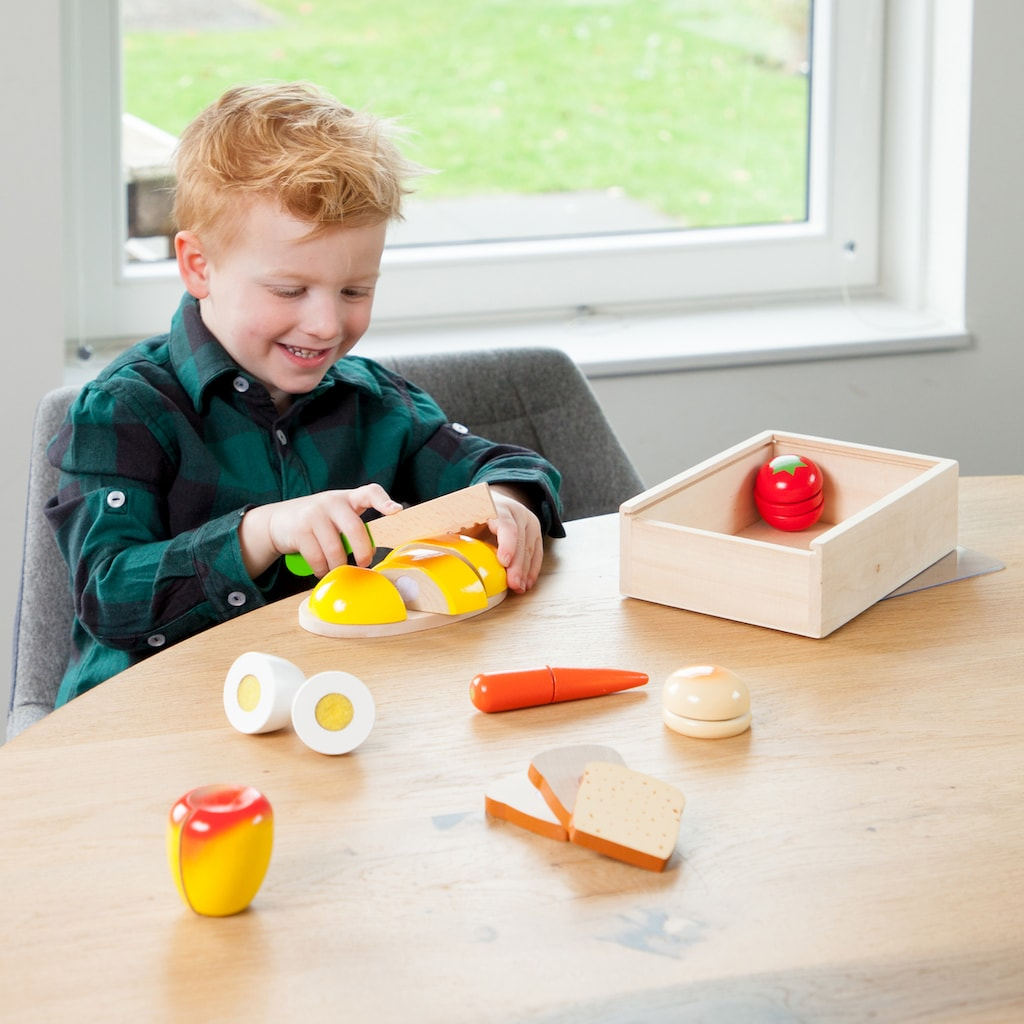 New Classic Toys® Spiellebensmittel »Bon Appetit - Schneideset Frühstück«