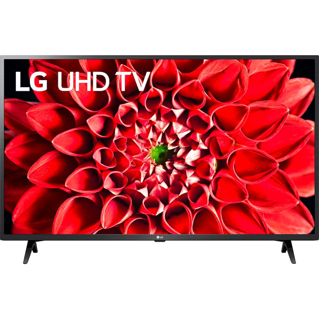 "LG LED-Fernseher »50UN73006LA«, 126 cm/50 "", 4K Ultra HD, Smart-TV, HDR10 Pro, Google Assistant, Alexa, AirPlay 2, Magic Remote-Fernbedienung"