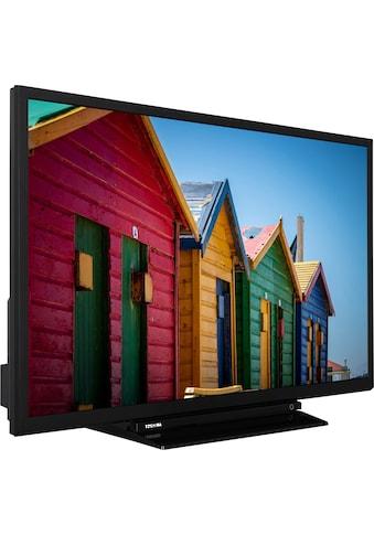 Toshiba 32L3963DA LED - Fernseher (80 cm / (32 Zoll), Full HD, Smart - TV kaufen