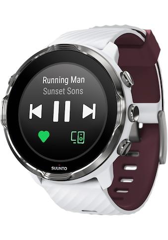 Suunto Smartwatch »SUUNTO 7« (, Wear OS by Google kaufen