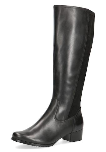 Caprice Stiefel, in komfortabler Schuhweite H (=sehr weit) kaufen