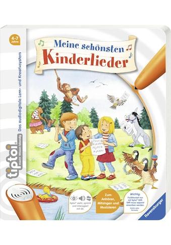 Ravensburger Buch »tiptoi® Meine schönsten Kinderlieder«, Made in Europe kaufen