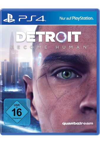 PlayStation 4 Spiel »Detroit Become Human«, PlayStation 4 kaufen