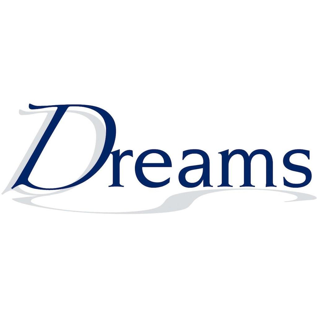 Dreams Microfaserkissen »Microfaser-Kopfkissen«, Füllung: 100% Polyester, Bezug: Microfaser (100% Polyester), (1 St.), Allergiker geeignet