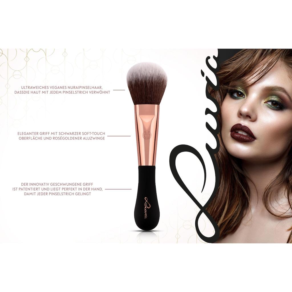 Luvia Cosmetics Kosmetikpinsel-Set »Vegan Signature«, (6 tlg.)