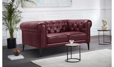 Premium collection by Home affaire Chesterfield-Sofa »Tobol«, mit klassischer... kaufen