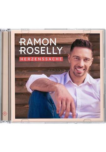 Musik-CD »HERZENSSACHE / ROSELLY, RAMON« kaufen