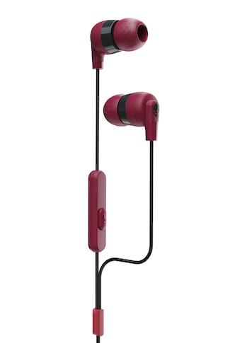 Skullcandy Headset »INKD+ IN - EAR W/MIC 1 MOAB/RED/BLACK« kaufen