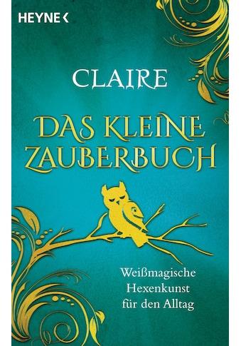 Buch »Das kleine Zauberbuch / Claire« kaufen
