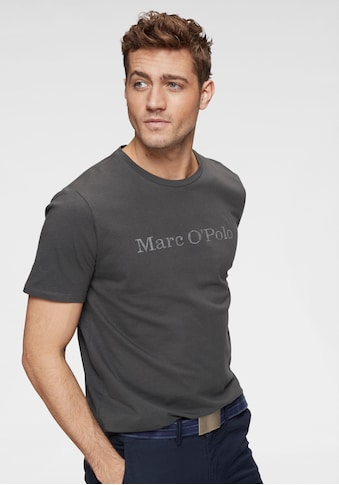 Marc O'Polo T-Shirt, Printaufdruck der Marke kaufen