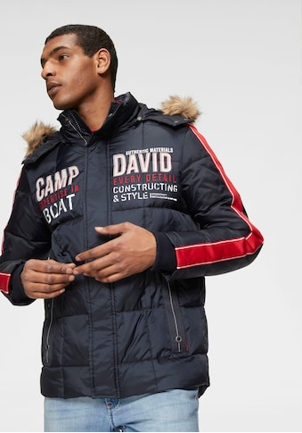 CAMP DAVID Steppjacke kaufen