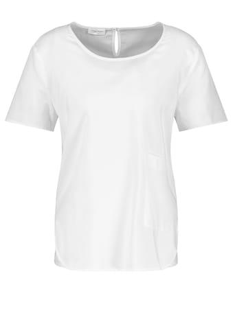 GERRY WEBER Bluse 1/2 Arm »Blusenshirt mit weitem Arm« kaufen
