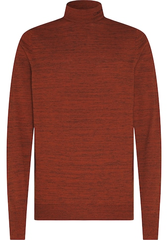 Calvin Klein Rollkragenpullover »HEATHER MOCK NECK« kaufen