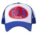 KingKerosin Trucker Cap »Gas Freaks«, in Colour-Blocking Optik