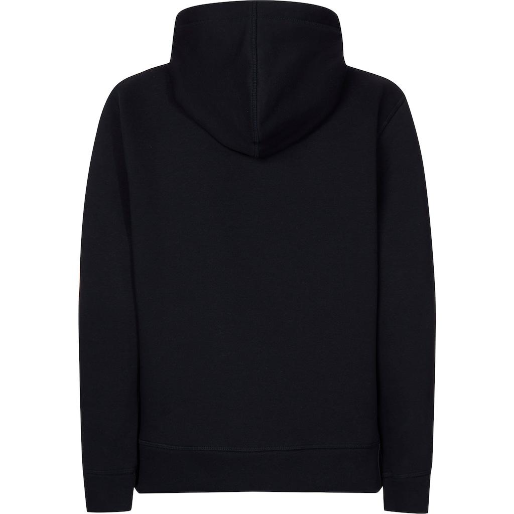 Tommy Hilfiger Curve Kapuzensweatshirt »RV TH ESS HILFIGER HOODIE LS«, mit gesticktem Tommy Hilfiger Linear Logo-Schriftzug