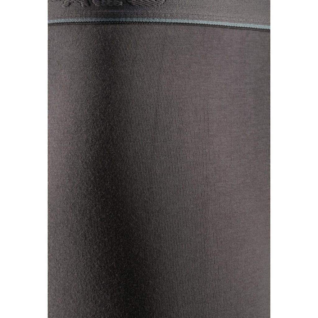 Buffalo Boxer, (Packung, 3 St.), mit Po-Print