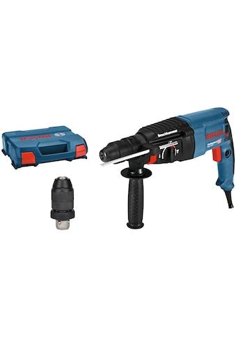 Bosch Professional Bohrhammer »GBH 2-26 F Professional«, (1 tlg.), Vario-Lock, mit SDS... kaufen