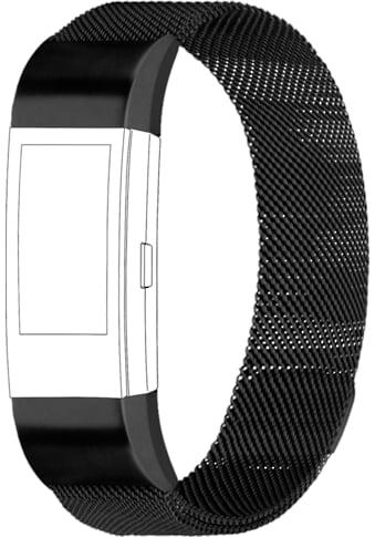 topp Accessoires Ersatz - /Wechselarmband »Mesh für Fitbit Charge 2« kaufen