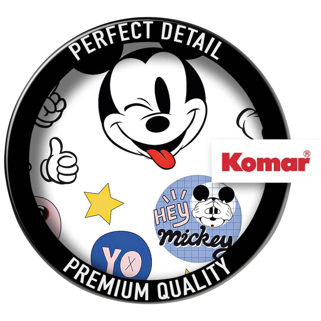 Komar Wandsticker »Ist a Mickey Thing«, 50 x 70 cm (Breite x Höhe) - 21 Sticker