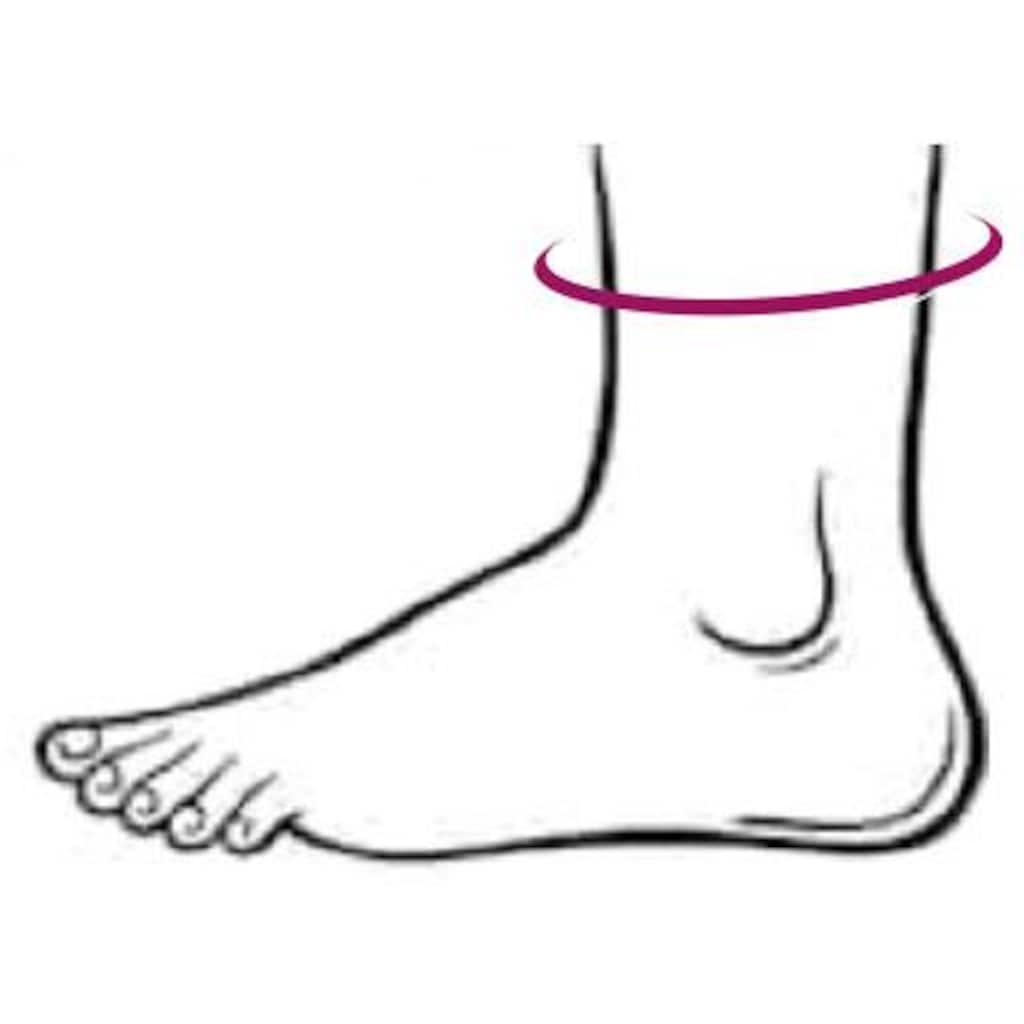 Fußgut Strümpfe »Knöchelstrumpf«, (2 Paar)